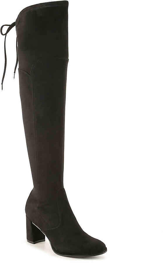 Marc Fisher Women's Locket Over The Knee Boot