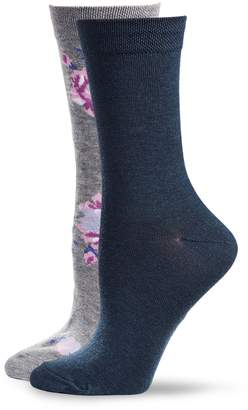 Jockey 2-Pack Novelty Socks