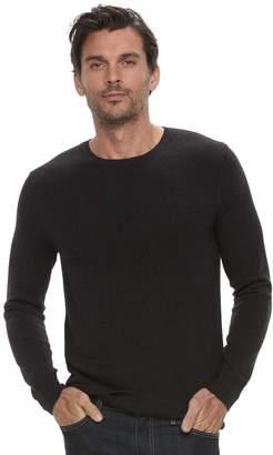 Marc Anthony Men's Slim-Fit Heathered Crewneck Sweater