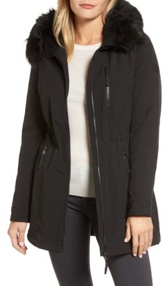 Women's Calvin Klein Soft Shell Anorak Jacket