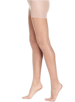 Hue Women's Control Top Silky Sheer Tights Hosiery