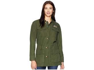 Lauren Ralph Lauren Canvas Utility Jacket