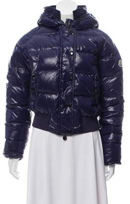 Moncler Alpin Down Jacket