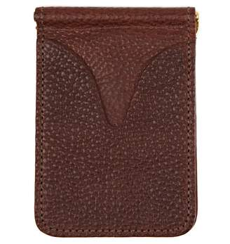 Moore & Giles Fine Leather Spring ID Wallet