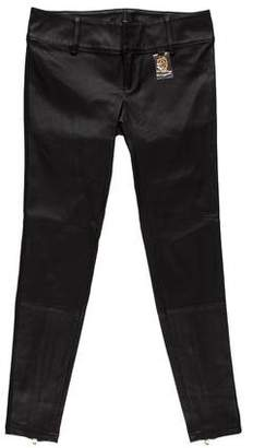 Thomas Wylde Skinny Leather Pants w/ Tags