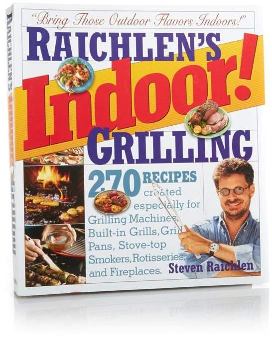 Cookbooks Steven Raichlen Indoor Grilling Cookbook