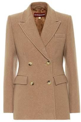 ALEXACHUNG Wool Blazer