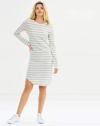 Drifter Long Sleeve Tee Dress