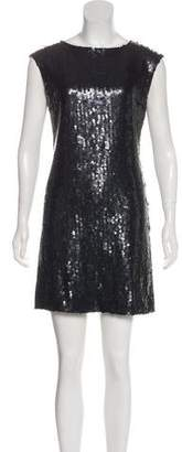 Chanel Sequined Mini Dress