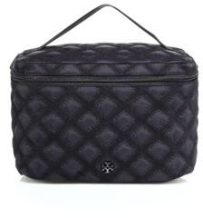 Tory Burch Tory Burch Flame Quilted Nylon Train Case