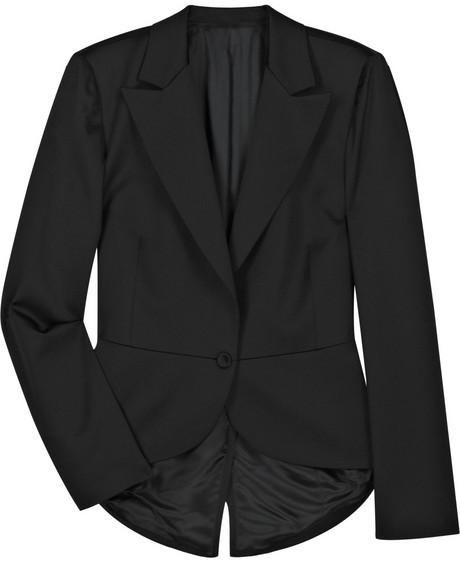 Armand Basi Satin tuxedo-style blazer