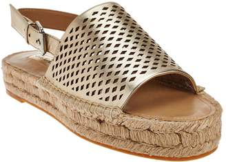 G.I.L.I. Got It Love It G.I.L.I. Espadrille Sandals with Backstrap - Lucida