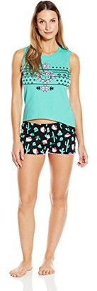 Hello Kitty Women's Festival Short Set $30 thestylecure.com