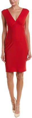 Yigal Azrouel Bandage Sheath Dress