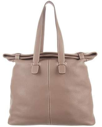Hermes Clemence Travel Tote