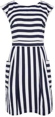 Emily And Fin Nautical Stripe Zoe Dress - 14