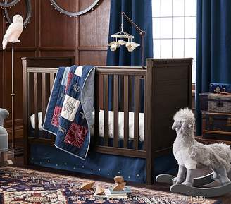 Pottery Barn Kids HARRY POTTERTM; Patchwork Quilt Set With Fitted Crib Sheet