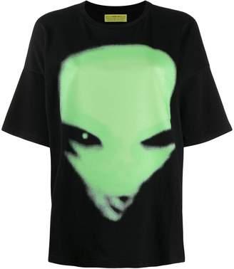 Siberia Hills Alien print T-shirt