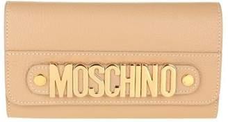 Moschino Wallet Beige