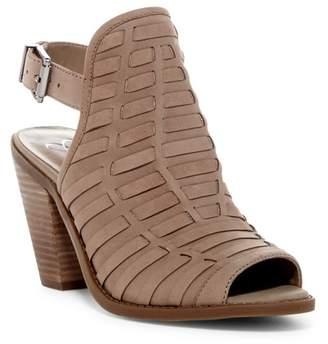 Jessica Simpson Celinna Peep Toe Slingback Sandal