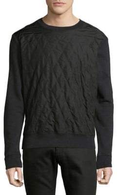 Maison Margiela Padded Pullover Sweater