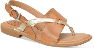 b.o.c Lowery Flat Sandals $70 thestylecure.com