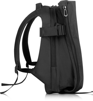 Côte&Ciel Isar Medium Black Memory Tech Backpack