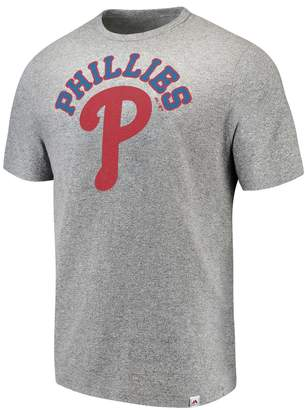 Majestic Men's Philadelphia Phillies Stand Up Tee