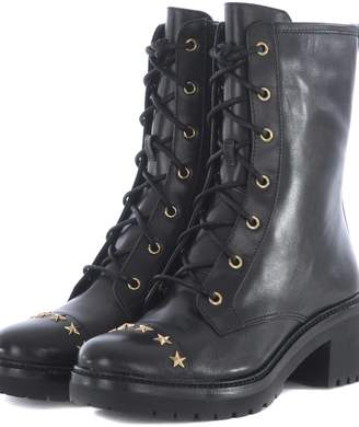 Michael Kors Cody Lace-up Boots