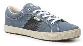 Simple Waveoff Lace-Up Sneakers