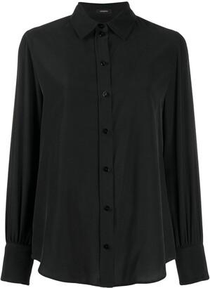 Joseph Klein tailored blouse