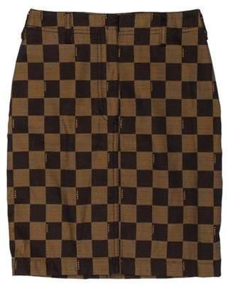 Fendi Vintage Mini Skirt