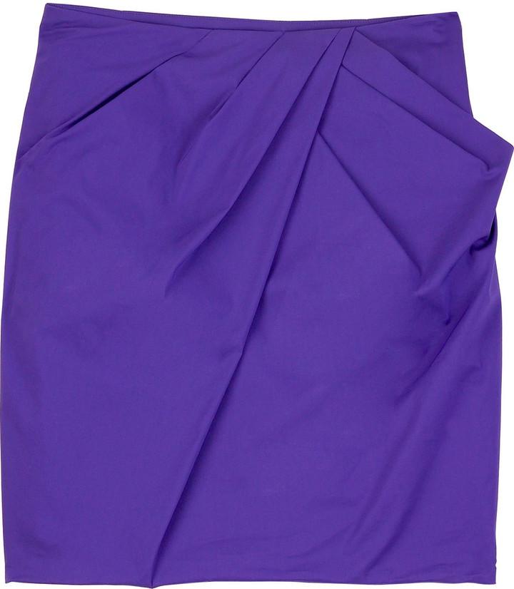 Vanessa Bruno Pleat-front skirt