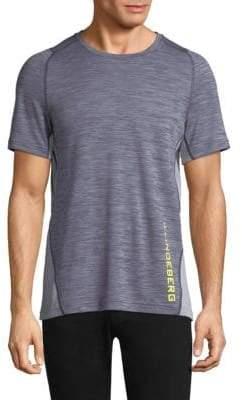 J. Lindeberg Active Sandy Melange T-Shirt