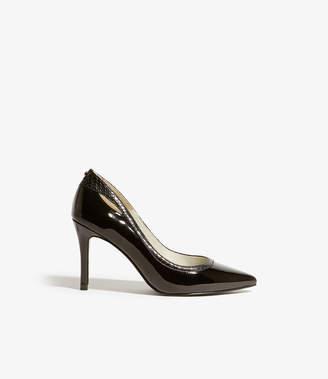 Karen Millen Cut-Out Court Shoes