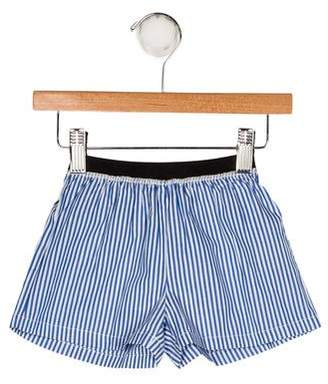 Caramel Baby & Child Boys' Striped Woven Shorts w/ Tags