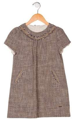 Carrera Pili Girls' Tweed Flare Dress