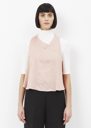 Rachel Comey ivory / red orient top $299 thestylecure.com