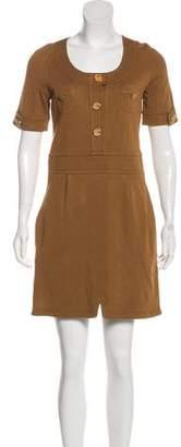 Chloé Knit Mini Dress
