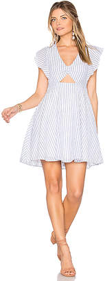 Cleobella Nieve Dress in Blue $139 thestylecure.com