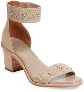 Frye Women's Brielle Deco Back Zip Sandal
