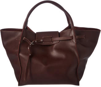 Celine Medium Big Leather Shoulder Bag