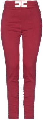 Elisabetta Franchi Denim pants - Item 42740666TJ