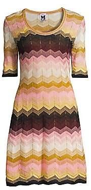 M Missoni Women's Lurex Stripe Dress