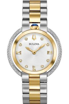 Bulova Ladies Rubaiyat Watch 98R246