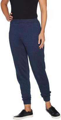 Halston H By H by Regular Sweater Knit Jogger Pants