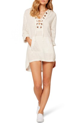 L-Space L Space Love Letters Cover-Up Tunic