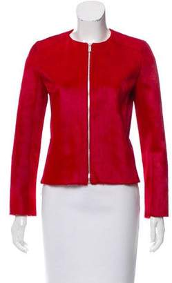 Courreges Structured Cowhide Jacket
