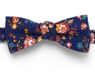 General Knot & Co Vintage English Rose Bow Tie