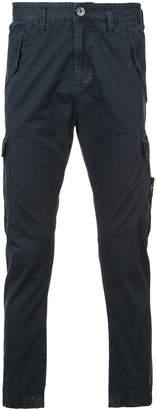 Stone Island cargo pocket chino trousers